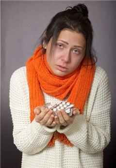Halsschmerzen behandeln
